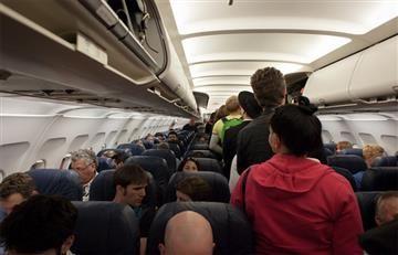 El sexo ayuda a superar el pánico al avión