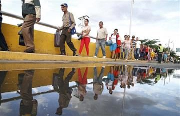 Frontera: Colombia rechazó la gasolina de Venezuela