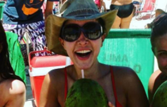 Instagram: Flavia Dos Santos sorprende con su cuerpazo en Brasil