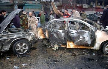Siria: Al menos 43 muertos por estallido de carro bomba