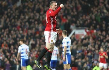Wayne Rooney igualó récord histórico