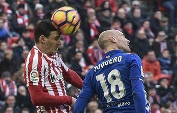 Athletic Bilbao y Alavés no se sacaron diferencias