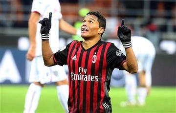 Bacca le da la victoria al Milan