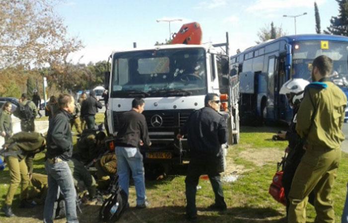 Jerusalén: Publican el primer video que registró 'ataque terrorista'