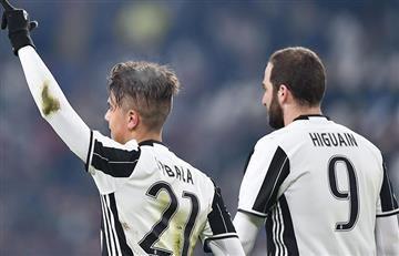 Juventus es líder absoluto de la Serie A