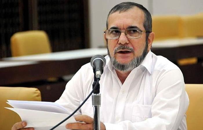 FARC: Timochenko asegura que no tendrán candidato presidencial