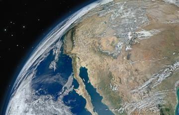 NASA publica imagen de la Tierra y la Luna desde Marte