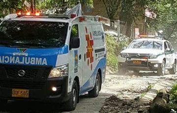 Villavicencio: Puente colgante se cae con 30 personas encima