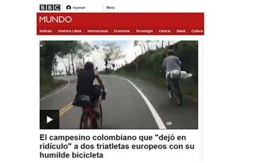 El campesino colombiano que se apoderó de los portales más importantes del mundo