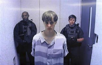 Estados Unidos: Asesino de Charleston es condenado a muerte