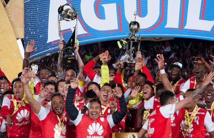 Independiente Santa Fe: su máximo objetivo es la Copa Libertadores