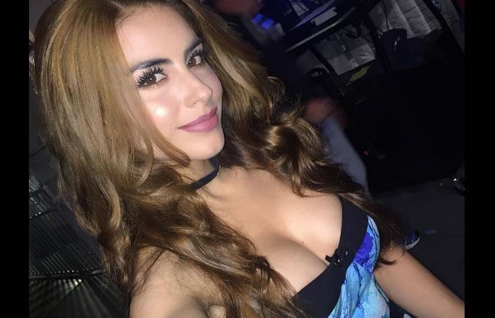 Jessica Cediel sorprende al mostrarse sin maquillaje