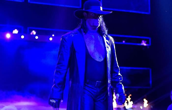 WWE: Undertaker participará en Royal Rumble