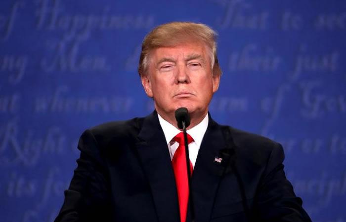 Donald Trump da su primer discurso como presidente electo