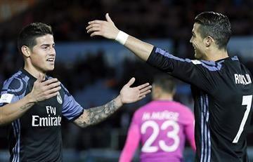 James Rodríguez: Increíble lo que le habría aconsejado Cristiano Ronaldo