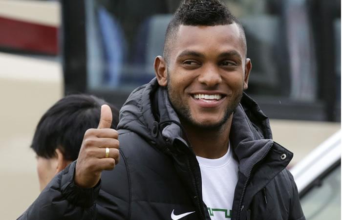 Miguel Borja: Palmeiras descartó su fichaje