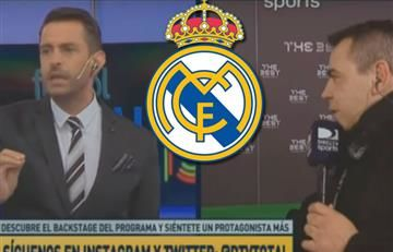 Real Madrid: jefe de prensa colombiano censura DirecTv en vivo