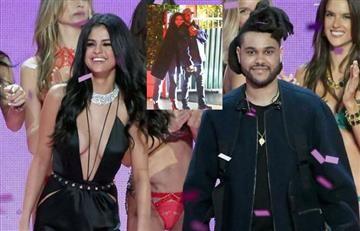 Selena Gómez estaría de amores con cantante de The Weeknd
