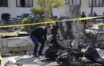 Ataque suicida en Damasco deja varios muertos y heridos