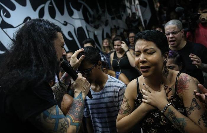 Brasil: Crash Church, la iglesia de Dios a ritmo de Heavy Metal
