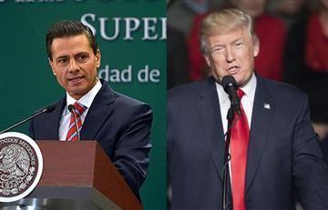 Peña Nieto reitera que México no pagará la construcción del muro