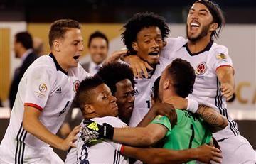 Selección Colombia se mantiene entre las 10 mejores