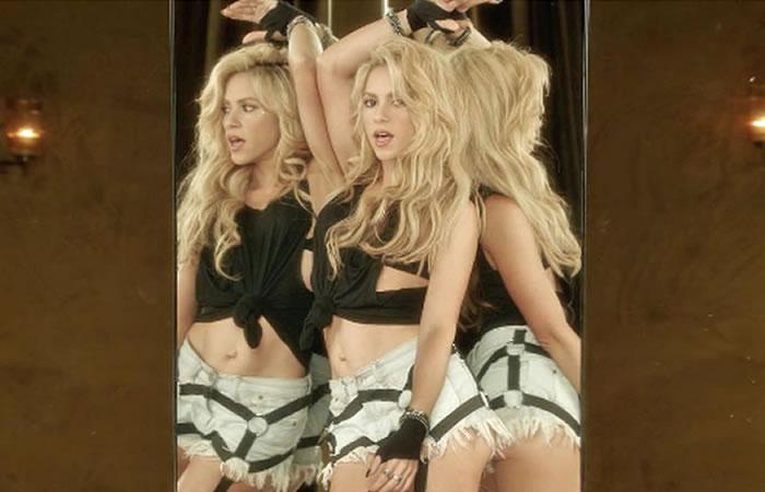 Shakira: La dieta de la colombiana para tener un vientre plano
