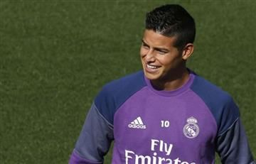 ¿James Rodríguez jugará en China?