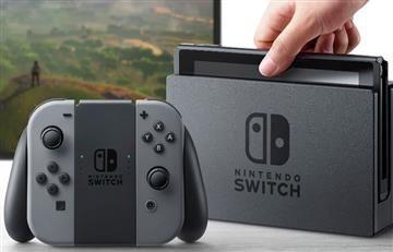 Nintendo Switch: Anuncian fecha de lanzamiento y precio