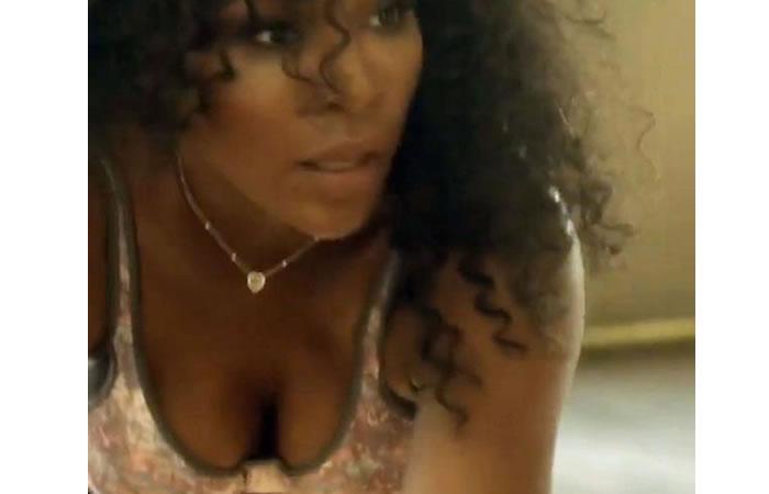 Serena Williams calienta el abierto de Australia con un sexy baile