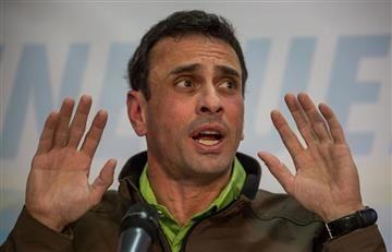 Venezuela: Henrique Capriles podría quedar inhabilitado