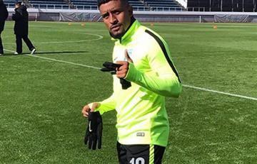 Atlético Nacional: Roban a Farid Díaz en Valledupar