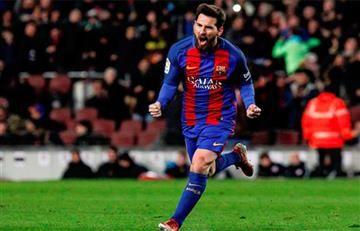 Messi alcanza un nuevo récord