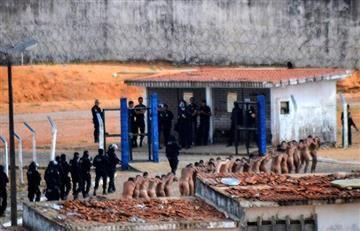 Brasil: Policía retoma el control en cárcel en la que murieron diez presos