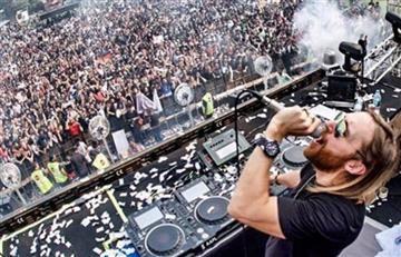 David Guetta se pudo presentar en la India tras dos cancelaciones