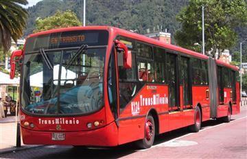 Bogotá: Funcionario de Transmilenio fue asesinado por un colado