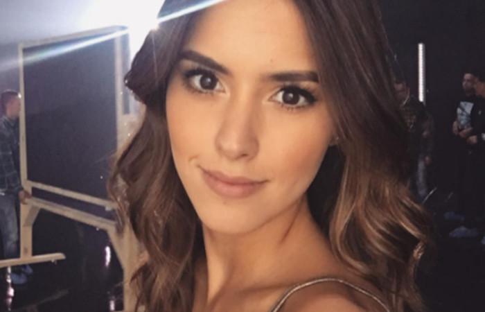 Paulina Vega Diepa Miss Universo 2014 Foto: Instagram