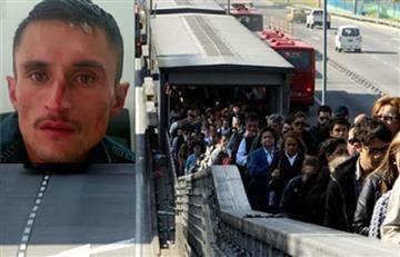 Bogotá: Señalado de asesinar a empleado de Transmilenio no aceptó los cargos