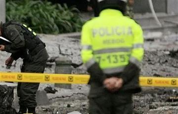 Policía asesinó a su pareja al sur de Bogotá