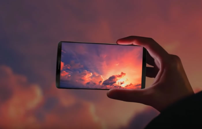 Samsung Galaxy S8. Foto: Youtube