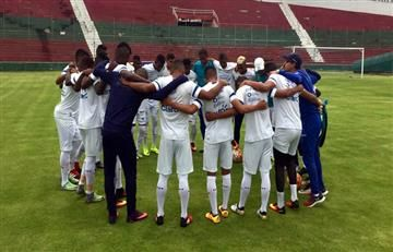 Sudamericano Sub 20: Así llega la selección de Ecuador al campeonato