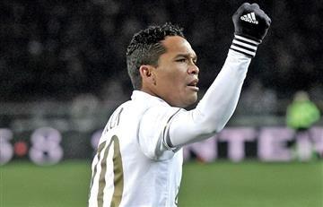 En video, el gol de Carlos Bacca ante el Torino
