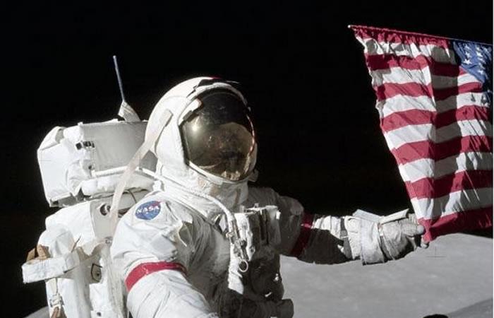 Gene Cernan, muere astronauta. Foto:EFE