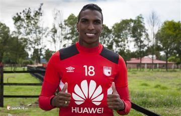 Independiente Santa Fe se ilusiona con estas declaraciones de Johan Arango