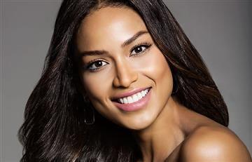 La Señorita Colombia, Andrea Tovar, se atrevió a hablar inglés