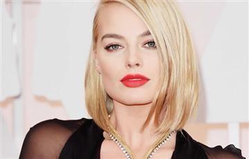 Margot Robbie: La actriz está irreconocible para su nuevo papel