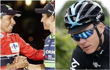 Nairo Quintana: su clave para ganar el tour es ¡Esteban Chaves!
