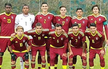 Sudamericano Sub 20: Así llega la selección de Venezuela al campeonato