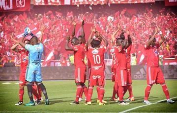 América se estrenará en la A contra Águilas de Rionegro