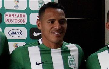 Atlético Nacional: Aldo Leao Ramírez feliz de ser jugador 'verdolaga'